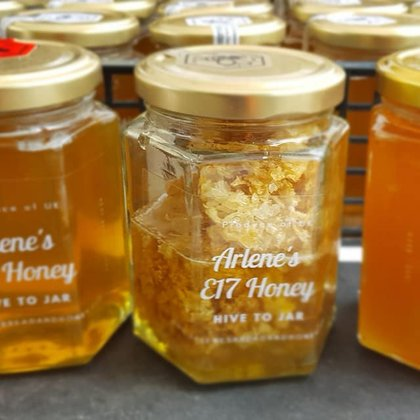 Arlenes Local honey