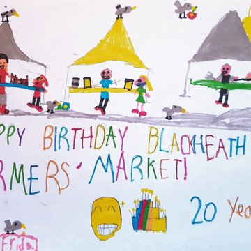 Blackheath 20th anniversary